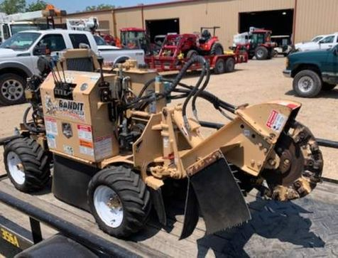 2014 Other BANDIT 2250 STUMP GRINDER WITH TRAILER in Fort Worth, TX
