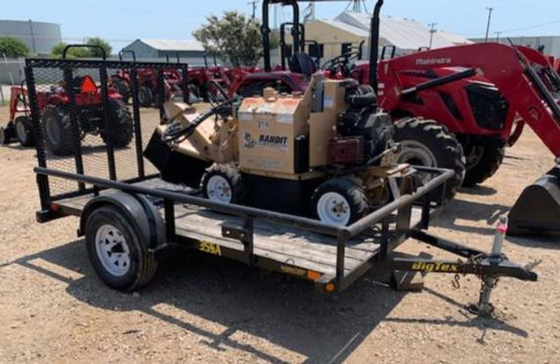 2014 Other BANDIT 2250 STUMP GRINDER WITH TRAILER  city TX  North Texas Equipment  in Fort Worth, TX
