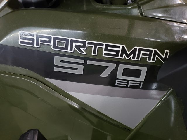 2014 Polaris Sportsman 570 in Dickinson, ND 58601