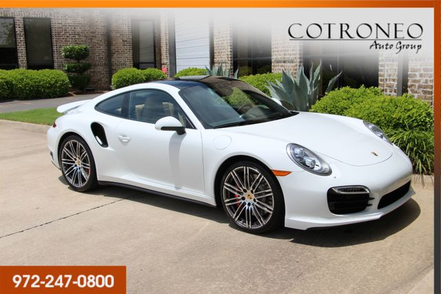 2014 Porsche 911 Turbo Coupe in Addison, TX 75001
