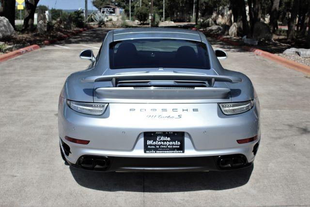 2014 Porsche 911 Turbo S in Austin, Texas 78726