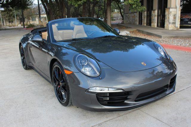 2014 Porsche 911 Carrera 4S in Austin, Texas 78726