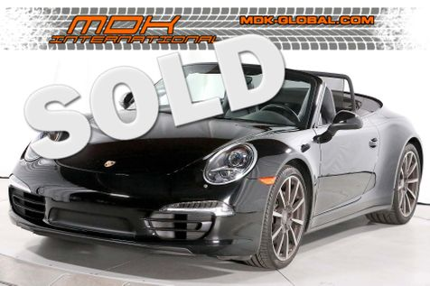 2014 Porsche 911 Carrera 4 - BOSE - PDK - 20