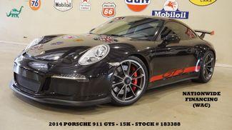 2014 Porsche 911 GT3 MSRP 139K,EXHAUST,NAV,15K,WE FINANCE in Carrollton TX, 75006