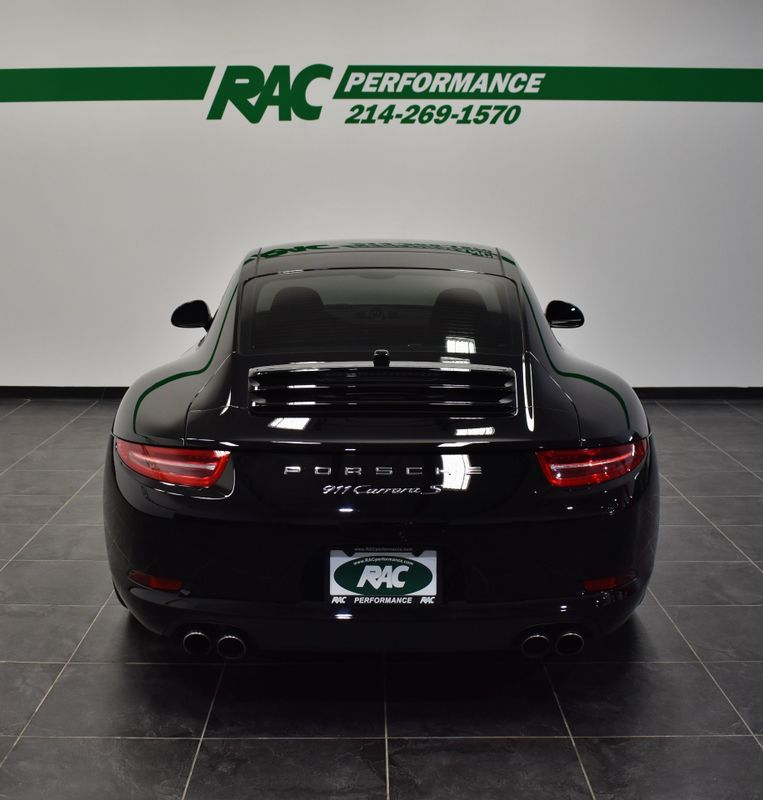 2014 Porsche 911 Carrera S in Carrollton, TX