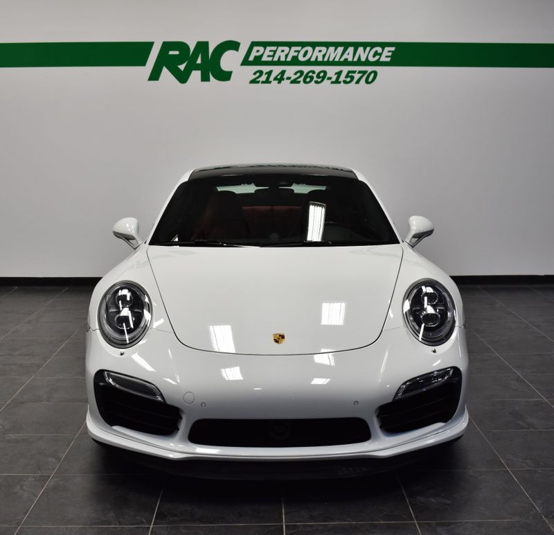 2014 Porsche 911 Turbo S in Carrollton, TX