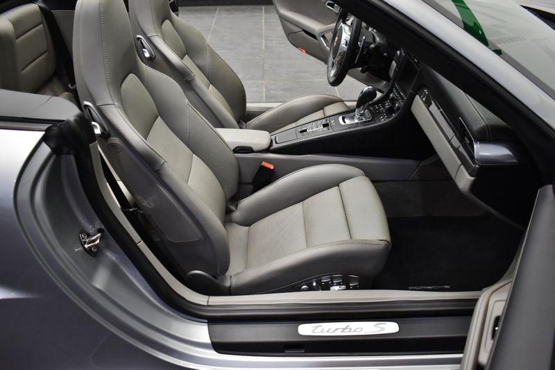 2014 Porsche 911 Turbo S Cabriolet in Carrollton, TX
