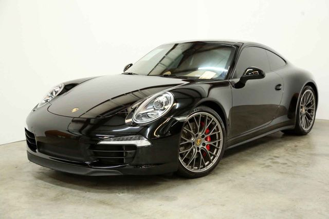2014 Porsche 911 Carrera 4S Houston, Texas 0