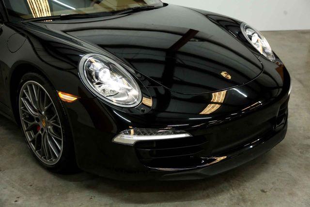 2014 Porsche 911 Carrera 4S Houston, Texas 7