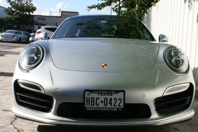 2014 Porsche 911 Turbo Houston, Texas 0