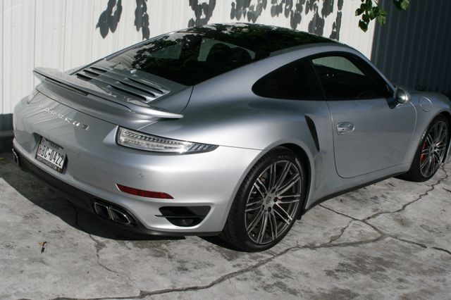 2014 Porsche 911 Turbo Houston, Texas 3