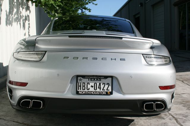2014 Porsche 911 Turbo Houston, Texas 4