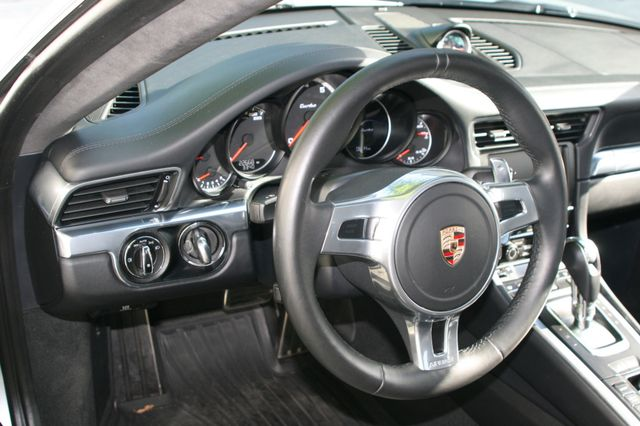 2014 Porsche 911 Turbo Houston, Texas 8