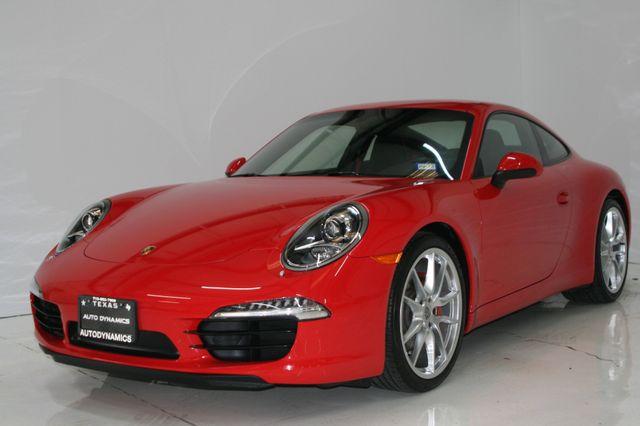 2014 Porsche 911 Carrera Houston, Texas 1