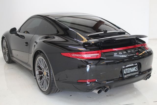 2014 Porsche 911 Carrera 4S Houston, Texas 10