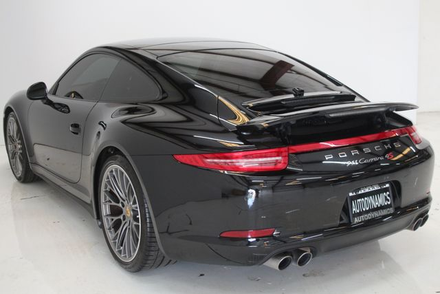 2014 Porsche 911 Carrera 4S Houston, Texas 14