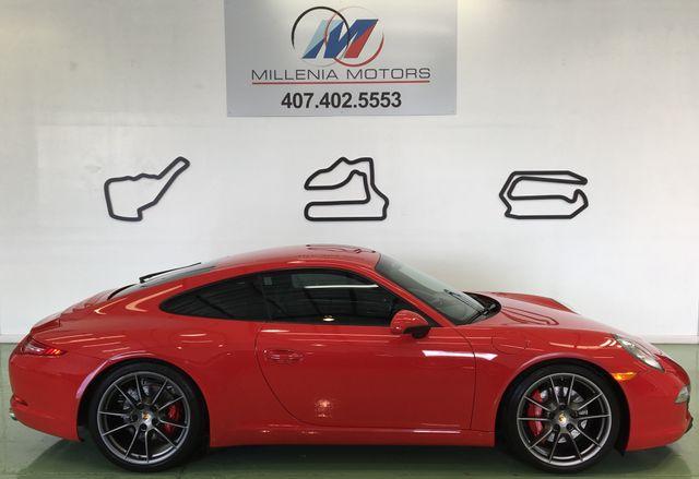 2014 Porsche 911 S Longwood, FL 0