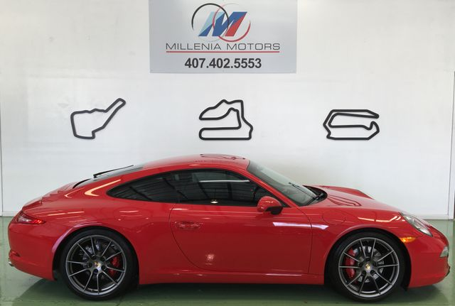 2014 Porsche 911 S Longwood, FL 11