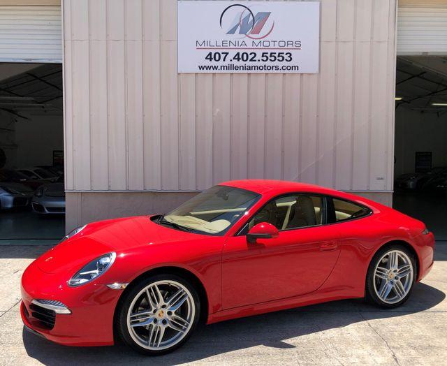 2014 Porsche 911 Carrera Longwood, FL 40