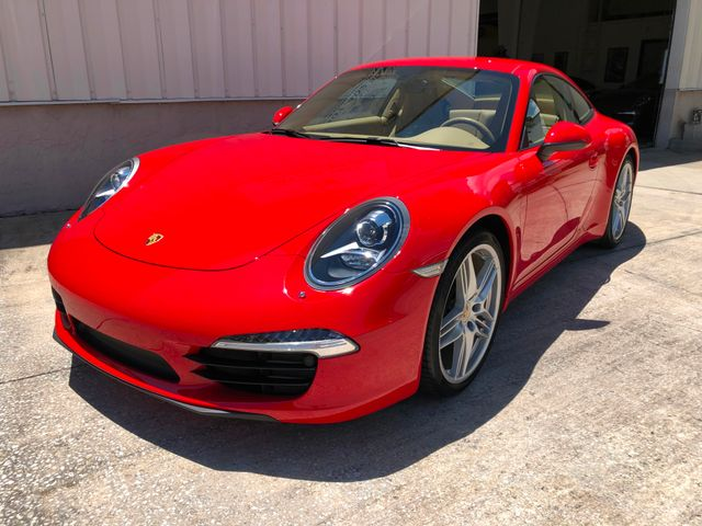 2014 Porsche 911 Carrera Longwood, FL 43