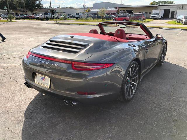 2014 Porsche 911 Carrera 4S Longwood, FL 12