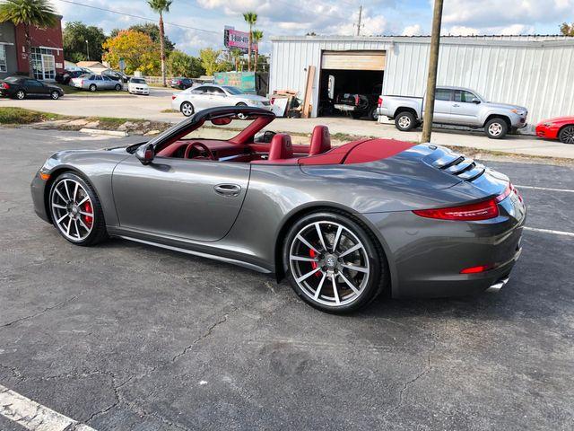 2014 Porsche 911 Carrera 4S Longwood, FL 1