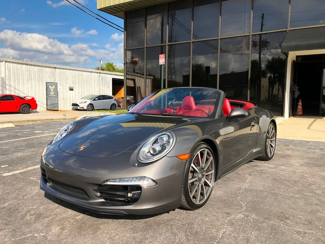 2014 Porsche 911 Carrera 4S Longwood, FL 19