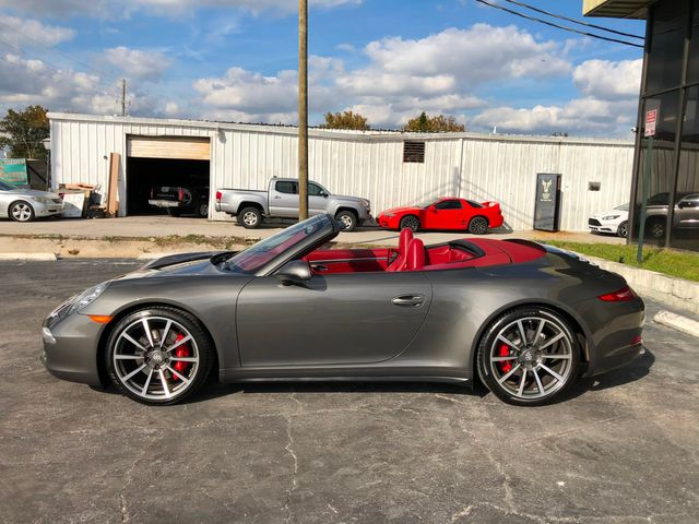 2014 Porsche 911 Carrera 4S Longwood, FL 21
