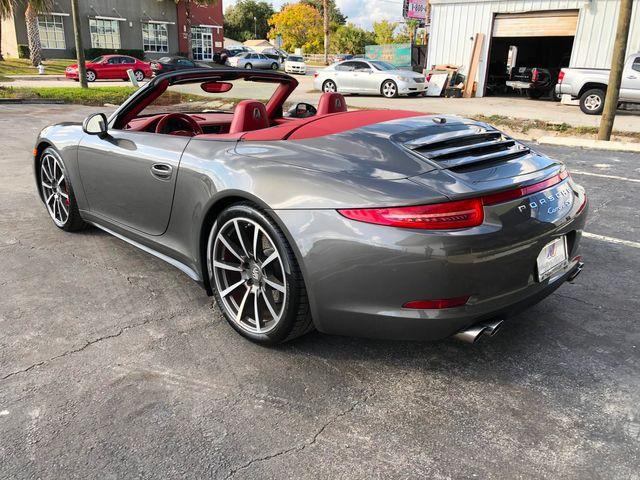 2014 Porsche 911 Carrera 4S Longwood, FL 2