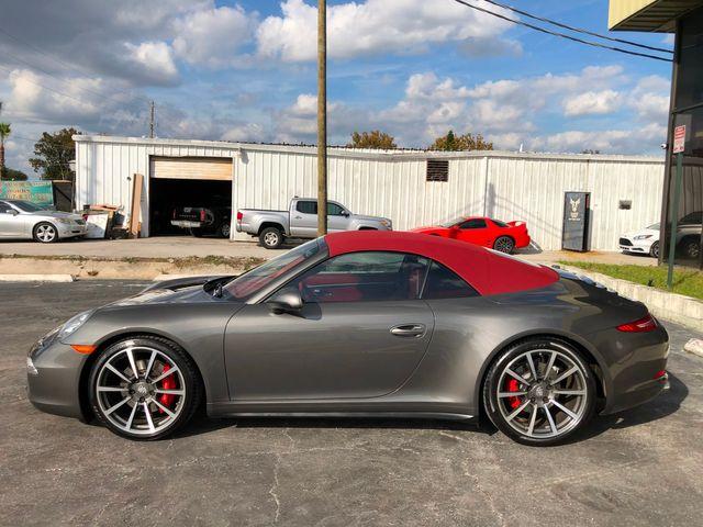 2014 Porsche 911 Carrera 4S Longwood, FL 38