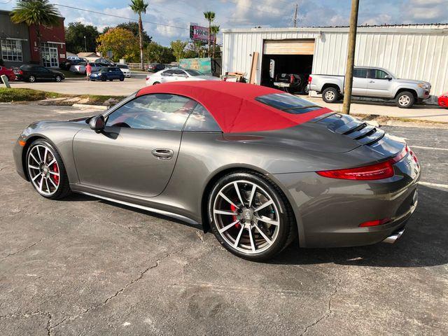 2014 Porsche 911 Carrera 4S Longwood, FL 39