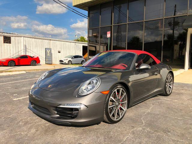 2014 Porsche 911 Carrera 4S Longwood, FL 44