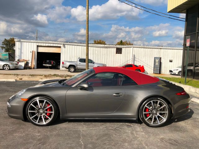 2014 Porsche 911 Carrera 4S Longwood, FL 45