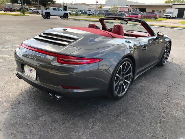 2014 Porsche 911 Carrera 4S Longwood, FL 5