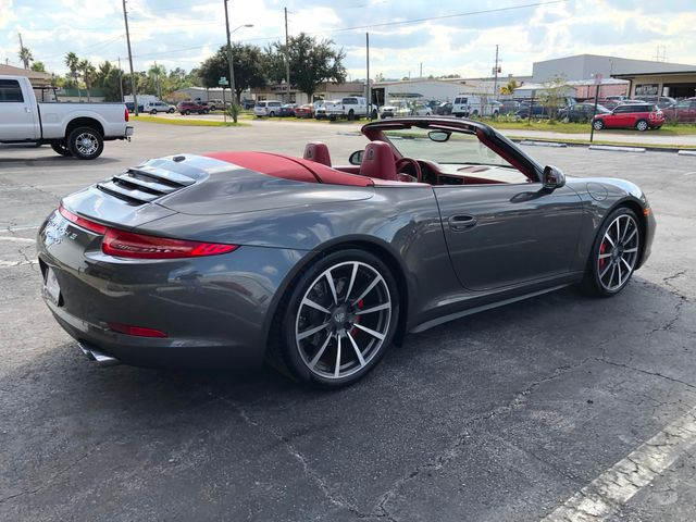 2014 Porsche 911 Carrera 4S Longwood, FL 6