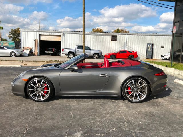 2014 Porsche 911 Carrera 4S Longwood, FL 7