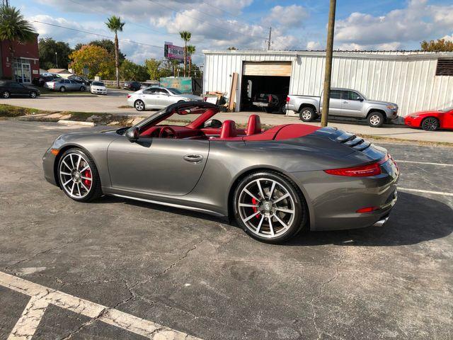2014 Porsche 911 Carrera 4S Longwood, FL 8