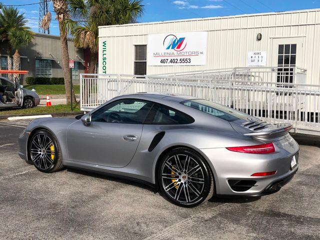 2014 Porsche 911 Turbo S Longwood, FL 1