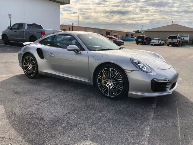 2014 Porsche 911 Turbo S Longwood, FL 8