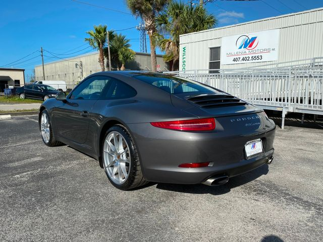 2014 Porsche 911 Carrera Longwood, FL 2