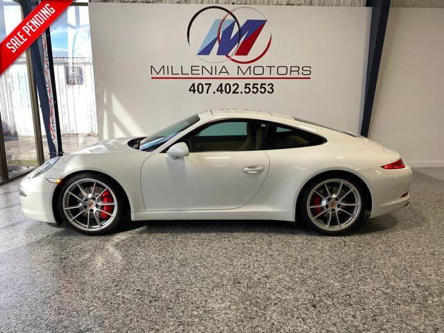 2014 Porsche 911 Carrera S Longwood, FL 0