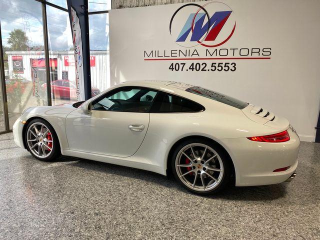 2014 Porsche 911 Carrera S Longwood, FL 1