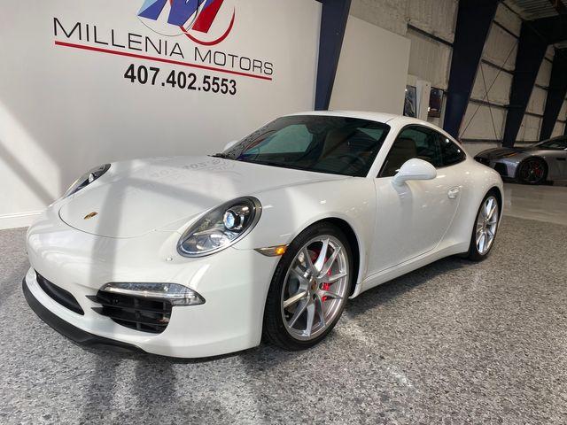 2014 Porsche 911 Carrera S Longwood, FL 12