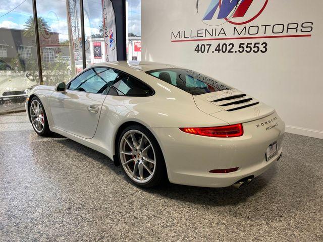 2014 Porsche 911 Carrera S Longwood, FL 2