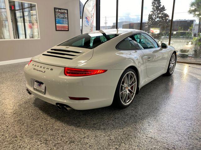 2014 Porsche 911 Carrera S Longwood, FL 7