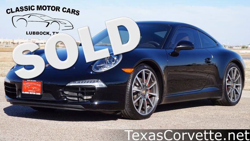 2014 Porsche 911 Carrera S   Lubbock, Texas   Classic Motor Cars