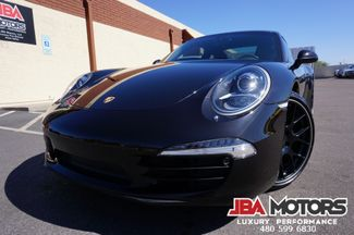 2014 Porsche 911 Carrera 991 Coupe $104k MSRP Sport Chrono LOADED | MESA, AZ | JBA MOTORS in Mesa AZ