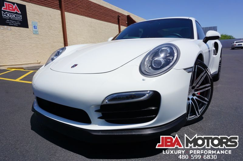 2014 Porsche 911 Turbo Coupe AWD $167k MSRP 991 Carrera Turbo WOW | MESA, AZ | JBA MOTORS in MESA AZ