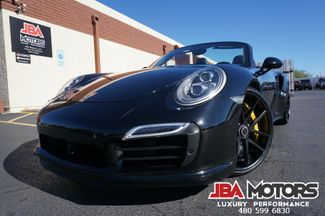 2014 Porsche 911 Turbo S Cabriolet Convertible Carrera $206k MSRP in Mesa, AZ 85202