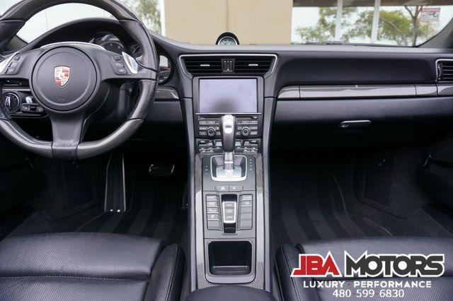 2014 Porsche 911 Turbo S Cabriolet Convertible Carrera $206k MSRP in Mesa, AZ 85202